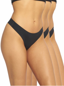 Under Armour Ropa interior PS 3 Pack Thongs negro