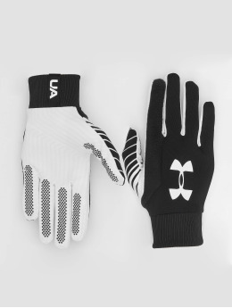 Under Armour Rukavice Field Player's 2.0 čern