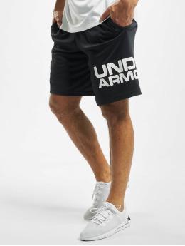Under Armour Short UA Tech Wordmark noir