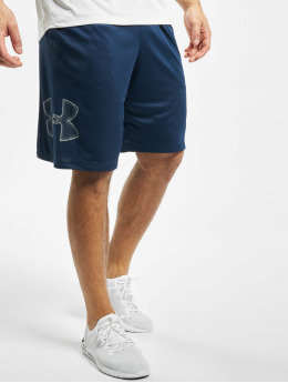 Under Armour Shorts UA Tech Graphic blau