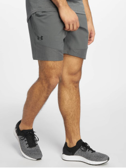 Under Armour shorts Vanish Woven grijs