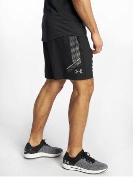 Under Armour Shorts Woven Graphic schwarz