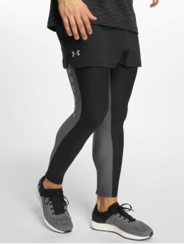 Under Armour shorts UA Launch Split zwart