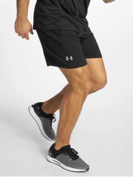 Under Armour shorts UA Launch 7'' zwart