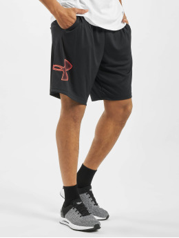 Under Armour shorts Tech Graphic zwart
