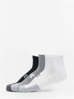 Under Armour Socks Heatgear Locut gray