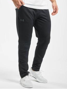 Under Armour Spodnie do joggingu MK1 Warmup czarny
