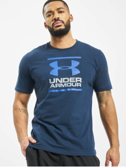 Under Armour Sport Shirts UA GL Foundation blå