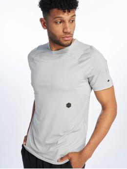 Under Armour Sport Shirts UA Rush grijs