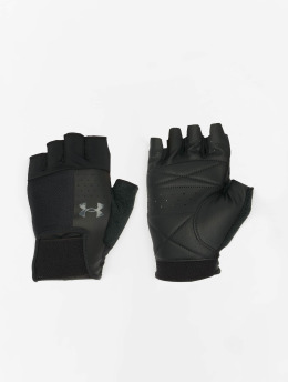 Under Armour Sporthandschuhe Training  schwarz