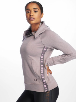 Under Armour Sudaderas con capucha desportes Featherweight  gris