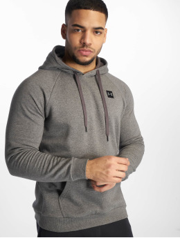 Under Armour Sweats capuche de Sport Rival Fleece gris