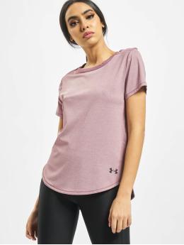 Under Armour T-Shirt UA Armour Sport Crossback magenta