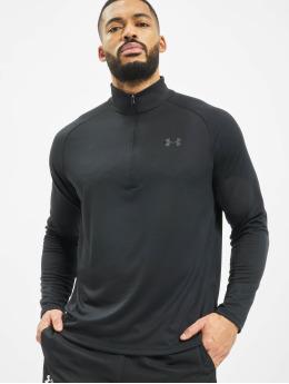 Under Armour T-Shirt manches longues UA Tech 2.0 noir