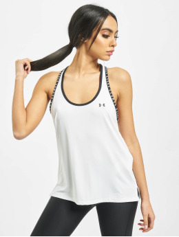 Under Armour Tanktop UA Knockout wit