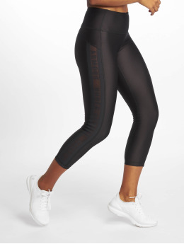 Under Armour Tights UA HG Armour Ankle Crop Branded schwarz