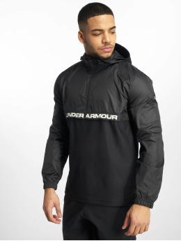 Under Armour Männer Übergangsjacke Sportstyle Woven Layer in schwarz