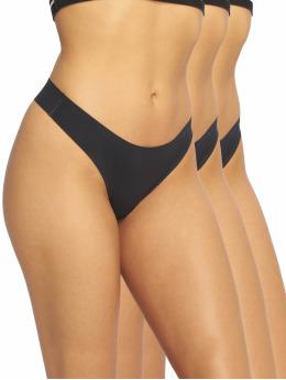 Under Armour Underwear PS 3 Pack Thongs black