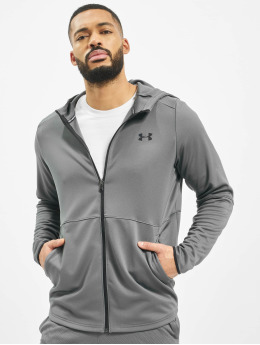 Under Armour Zip Hoodie MK1 Warmup gray