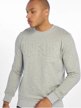 UNFAIR ATHLETICS Пуловер Classic Label 3D серый