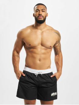 UNFAIR ATHLETICS Badeshorts Classic Label black