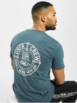 UNFAIR ATHLETICS Camiseta Dmwu  azul