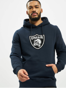 UNFAIR ATHLETICS Hoodie Pb Emblem blue