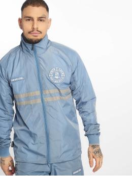 UNFAIR ATHLETICS Lightweight Jacket Light Carbon Windrunner blue