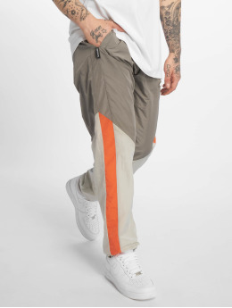 UNFAIR ATHLETICS Pantalone ginnico Light Carbon Windrunner grigio
