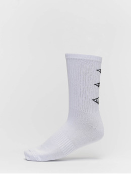 UNFAIR ATHLETICS Ponožky Triple bílý