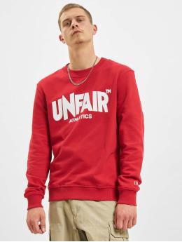 UNFAIR ATHLETICS Pullover Classic Label rot