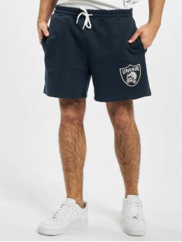 UNFAIR ATHLETICS Shorts Pb Emblem blå