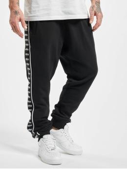 UNFAIR ATHLETICS Spodnie do joggingu Classic Label Taped czarny