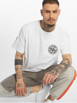 UNFAIR ATHLETICS T-paidat Never Rat valkoinen
