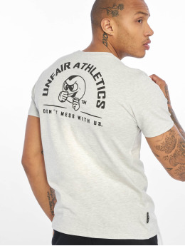 UNFAIR ATHLETICS T-Shirt Punchingball Hybrid blanc