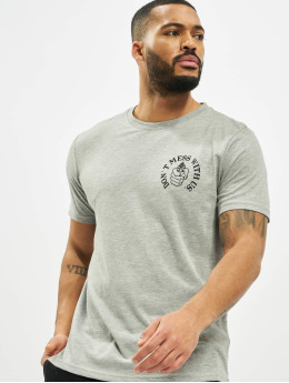 UNFAIR ATHLETICS T-Shirt Revolver grau