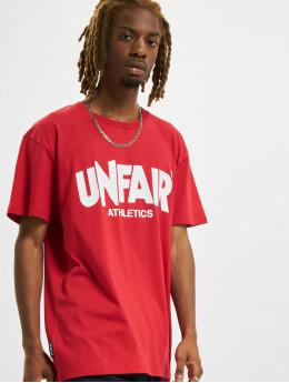 UNFAIR ATHLETICS T-Shirt Classic Label rouge