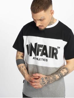 UNFAIR ATHLETICS T-Shirt Classic Panel schwarz