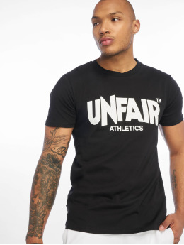 UNFAIR ATHLETICS T-skjorter Classic Label '19 svart