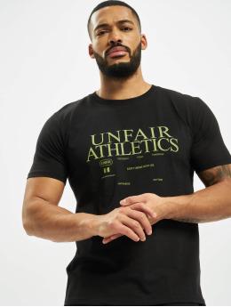 UNFAIR ATHLETICS T-skjorter Unfair Standby svart