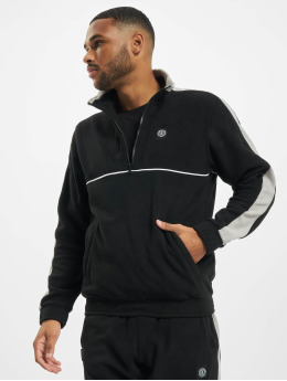 UNFAIR ATHLETICS Übergangsjacke DMWU Patch Fleece schwarz