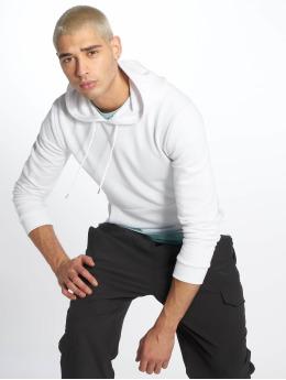 Uniplay Felpa con cappuccio Classico bianco