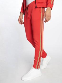 Uniplay Jogging kalhoty Stripes  červený