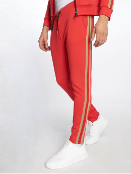 Uniplay joggingbroek Stripes  rood
