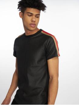 Uniplay T-skjorter Structure  svart