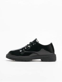 Urban Classics Čižmy/Boots Low Laced èierna