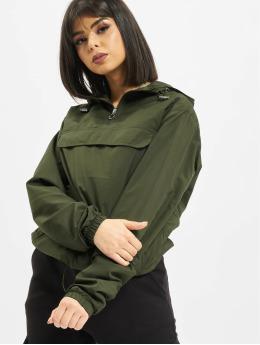 Urban Classics Демисезонная куртка Basic  оливковый