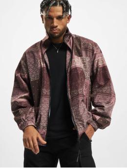 Urban Classics Демисезонная куртка 90´s  пурпурный