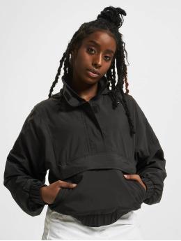Urban Classics Демисезонная куртка Panel Pull Over  черный