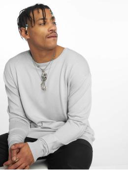 Urban Classics Пуловер Sleeve серый